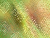 Abstrakte quadratische form hintergrund — Stockfoto