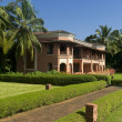 Stock Photo: Colonial style resort in South Goa