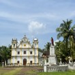 Catholic church in Goa — Stock Photo