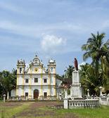 Catholic church in Goa — Stock Photo