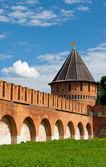 Fästningen Kremlinen vägg — Stockfoto