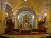 Catedral altar — Foto de Stock