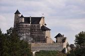 Замок Боболице, Польша — Стоковое фото