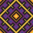 Ethnic slavic seamless pattern#11 — Image vectorielle