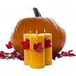 Holiday Pumpkin — Stock Photo