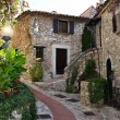 The Old French Village of Eze - Stock Photo