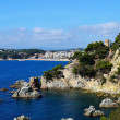 Lloret de Mar beach seascape — Stock Photo #7148152