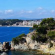 Lloret de Mar beach seascape — Stock Photo #7148166