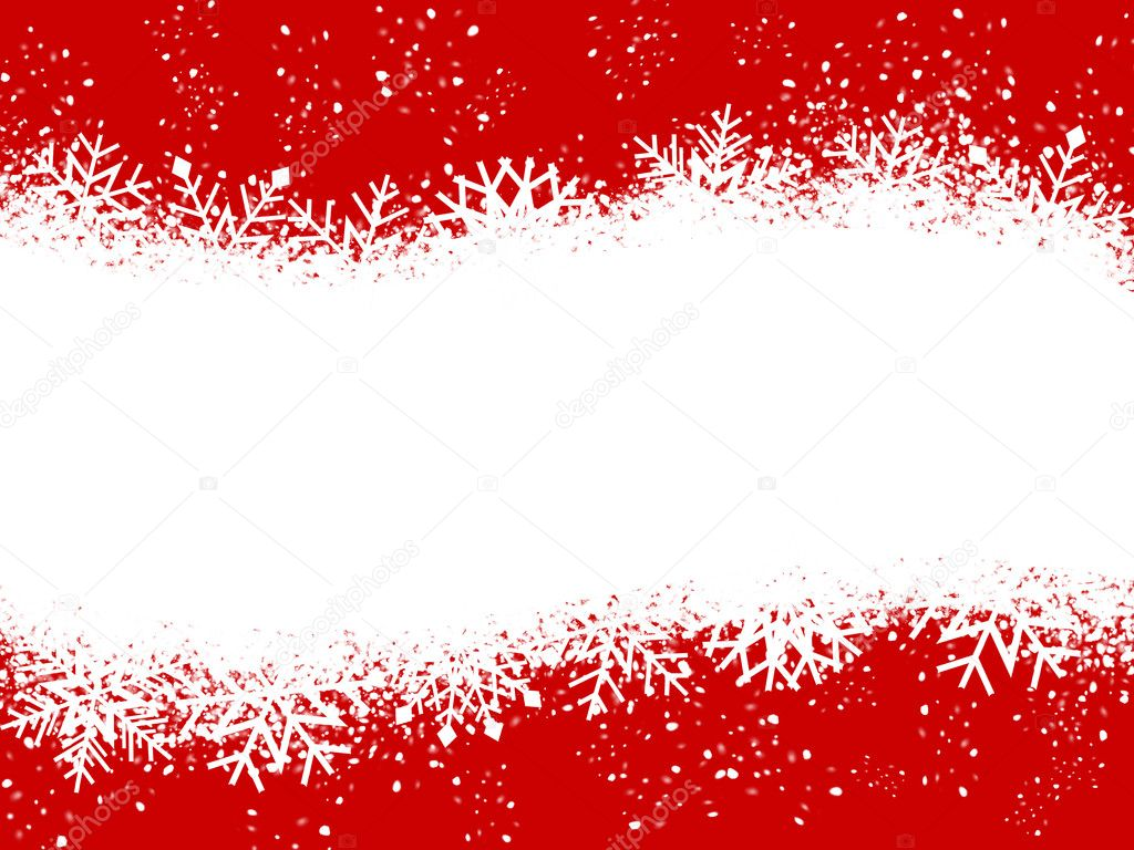 Red and white christmas card stock photo arevhamb 7766810 for Christmas red and white