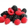 Berry mixed pile — Stock Photo #6752306