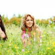Girlfriends - Stock Photo