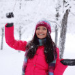 Winter Frauen — Stockfoto #6892725