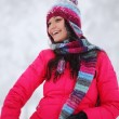 Winter women — Stock Photo #6892730