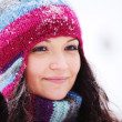 Winter women — Stock Photo #6892753