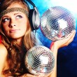 Disco girl — Stock Photo #6906315