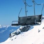 Elevator ski — Stock Photo #6906574