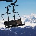 Elevator ski — Stock Photo