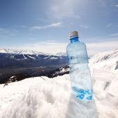 Mountains water — Stock Photo
