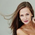 Woman studio portrait — Stock Photo #6933778