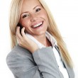 Business woman call — Stock Photo #6934633