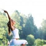 Yoga — Stock Photo #6935180