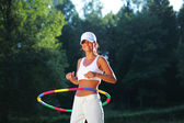 Hula hoop — Stock Photo