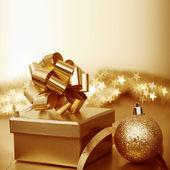 Christmas background — Stok fotoğraf