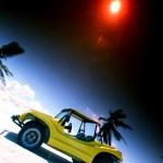 Desert buggy — Stock Photo #7019128