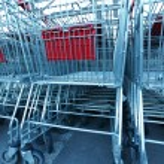 Shoping carts — Stock Photo #7078252