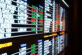 Exchange rate — Stock Photo
