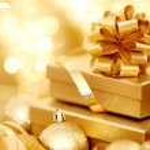 Christmas background — Stock Photo #7192563
