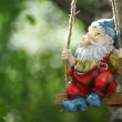 Garden dwarf — Stock Photo #7472256
