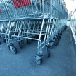 Shoping carts — Stock Photo #7472331