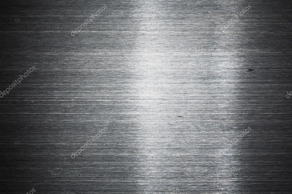Aluminium metal background close up — Stock Photo #7471841