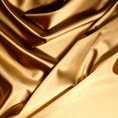 Gold textile — Stock Photo