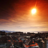 Lausanne — Stock Photo