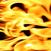 Fire wallpaper — Stock Photo