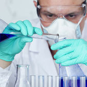 Chemistry Scientist — Stock Photo