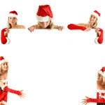 Christmas banner — Stock Photo #7684746