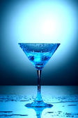 Blue coctail — Stockfoto