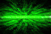 Cyberspace — Stock Photo