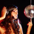 Disco girl — Stock Photo #7720406