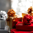 Holyday gifts — Stock Photo