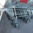 Shoping carts — Stock Photo #7890807