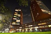 Rotterdam night view — Stock Photo