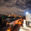 Night view of Moscow Zoo from Planetarium. Moscow.JPG — Stock Photo #7412014