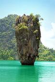 Eiland in thailand — Stockfoto