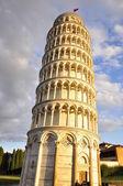 Pendente tower.italy.pisa. — Foto Stock