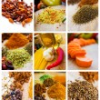 Food spices — Stock Photo