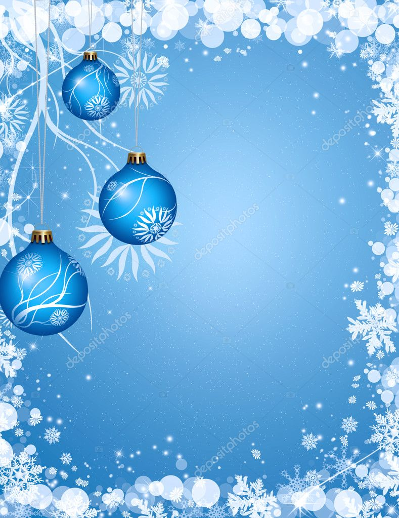 Winter holidays greeting  Stock Photo #7197509